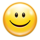Emotes-face-smile icon