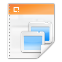 Mimetypes application vnd ms powerpoint icon