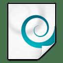 Mimetypes application x chm icon
