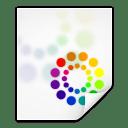 Mimetypes application x kcsrc icon