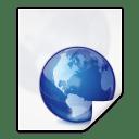 Mimetypes-application-x-mswinurl icon