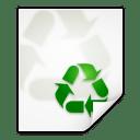 Mimetypes application x trash icon