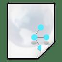 Mimetypes text rdf icon