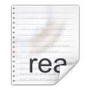 Mimetypes text x readme icon