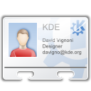 Mimetypes x office contact icon