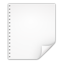 Mimetypes x office document icon