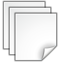 Places-document-multiple icon