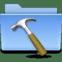 Places-folder-development icon