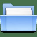 Places folder documents icon