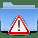 Places folder important icon