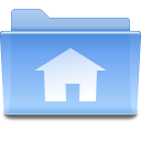 Places user home icon