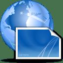 Status image loading icon