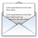 Status-mail-read icon