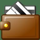 Status wallet open icon