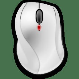 Apps preferences desktop mouse icon