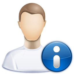 Apps preferences desktop user icon