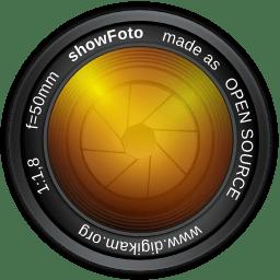 Apps showfoto icon
