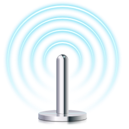 Devices network wireless connected 100 icon