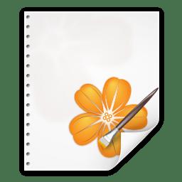 Mimetypes application vnd sun xml draw icon