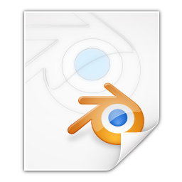 Mimetypes application x blender icon