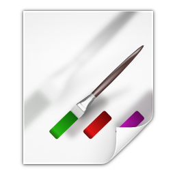 Mimetypes application x krita icon