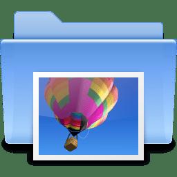 Places folder image icon