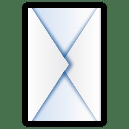 Status mail queued icon