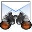 Actions edit find mail icon