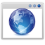 Apps internet web browser icon