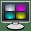 Apps preferences desktop display color icon