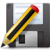 Actions-document-save-as icon