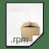 Mimetypes-application-x-rpm icon