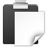 Actions-edit-paste icon