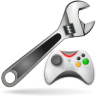 Actions-games-config-options icon
