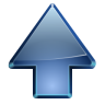 Actions-go-up icon