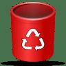 Actions-trash-empty icon
