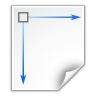 Actions-zoom-fit-best icon