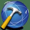 Categories-applications-development-web icon