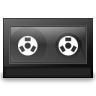 Devices-media-tape icon