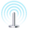 Devices-network-wireless-connected-100 icon
