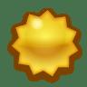 Emblems-emblem-new icon