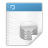 Mimetypes-application-vnd-ms-access icon