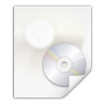 Mimetypes-application-x-cd-image icon