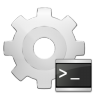 Mimetypes-application-x-executable-script icon