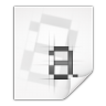 Mimetypes-application-x-font-pcf icon