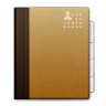 Mimetypes-x-office-address-book icon