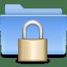 Places-folder-locked icon