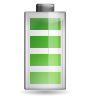Status-battery-100 icon