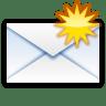 Status-mail-unread-new icon