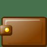 Status-wallet-closed icon